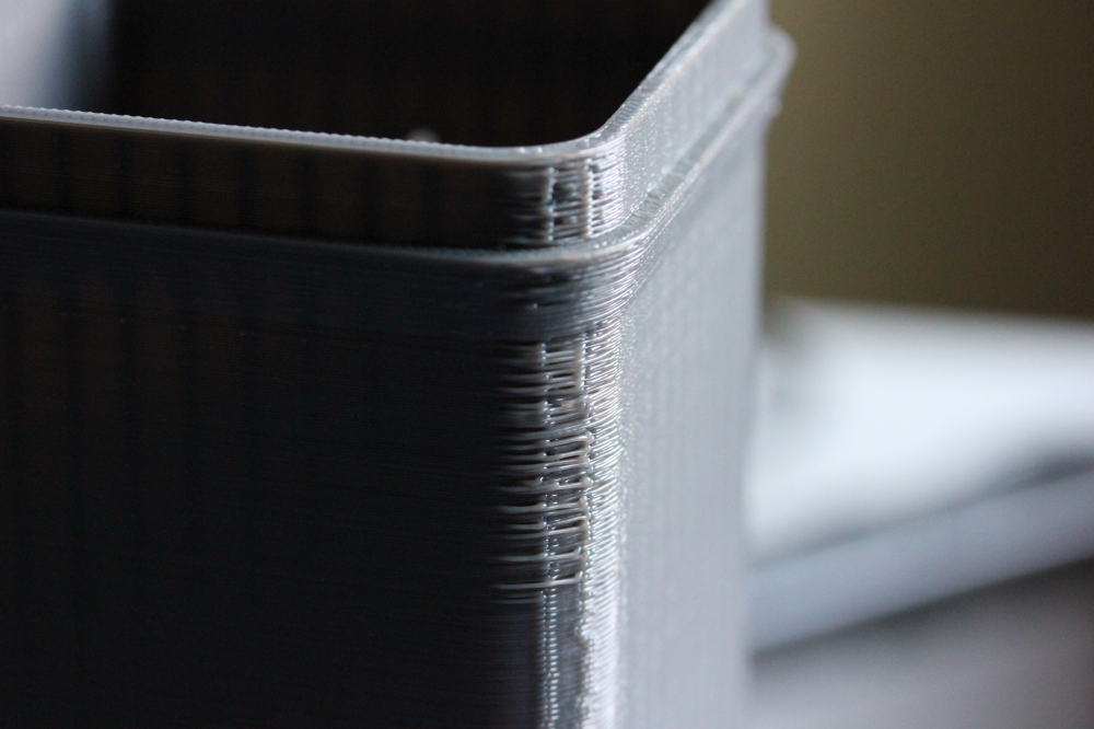 The only major problem with the prints