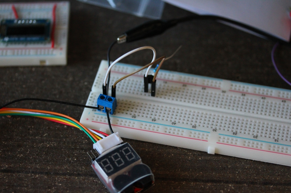 Testing transistor circuit before soldering